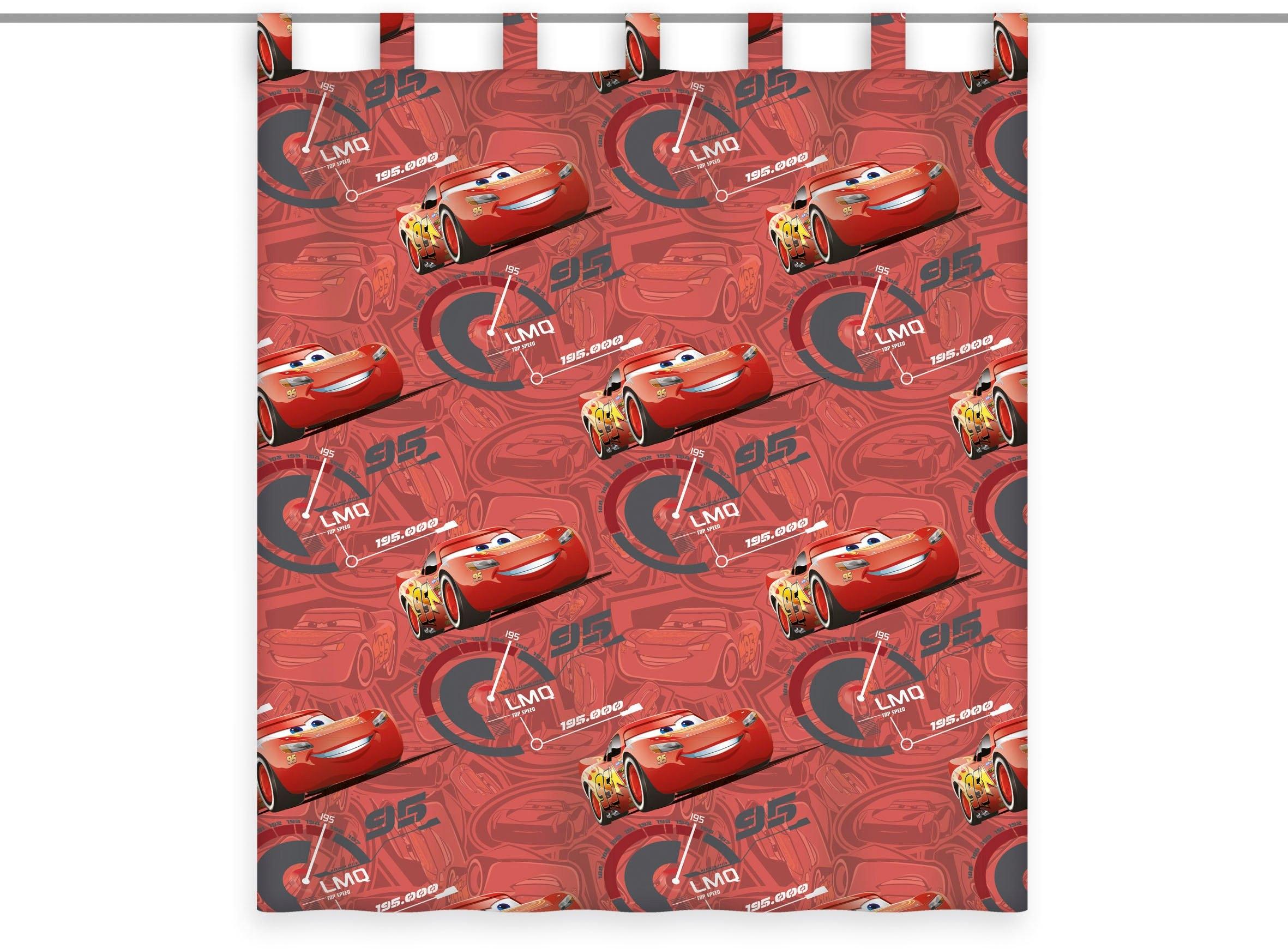 Disney Cars 3 gordijn Disney's Cars 3 (1 stuk) veilig op otto.nl kopen