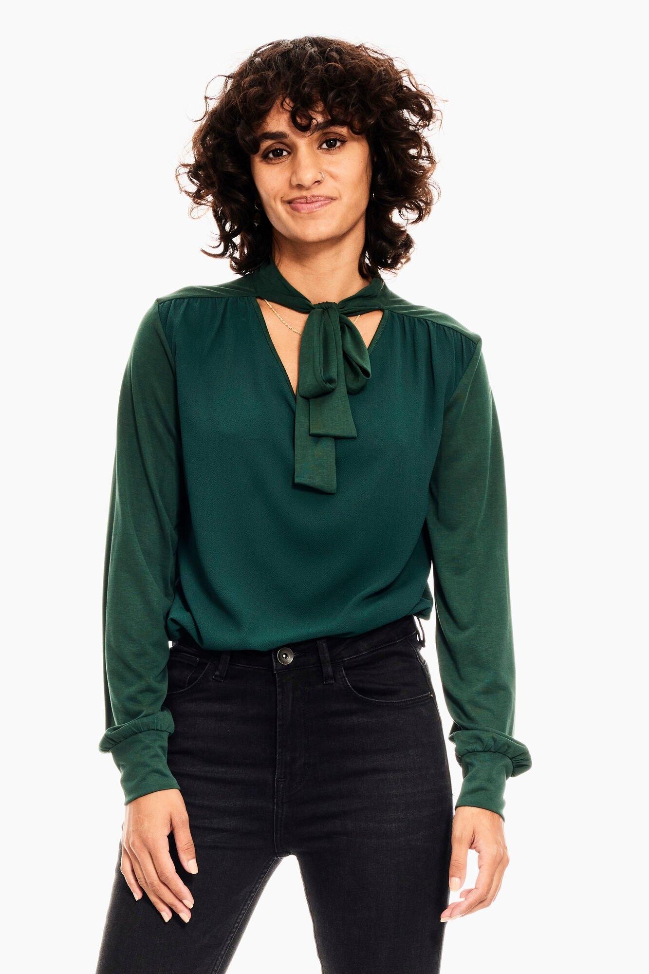 Garcia klassieke blouse in de webshop van OTTO kopen