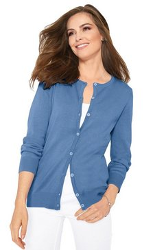 classic basics vest blauw