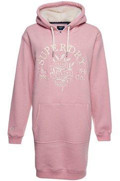 superdry sweatjurk roze