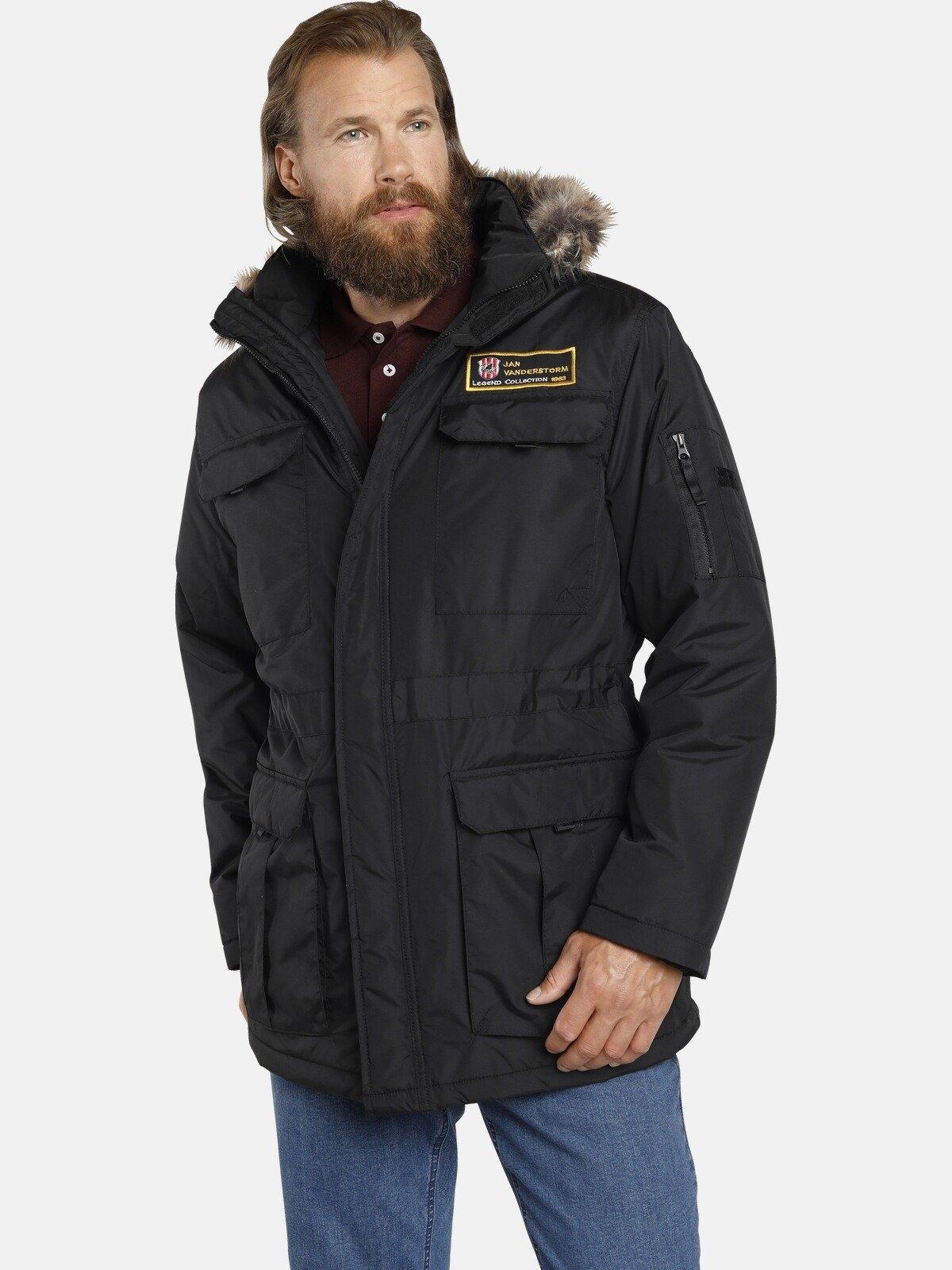 Op zoek naar een Jan Vanderstorm winterjack AJAN is weerbestendig en warm gewatteerd? Koop online bij OTTO