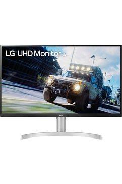 "lg lcd-monitor 32un550, 80 cm - 31,5 "", 4k ultra hd zwart"