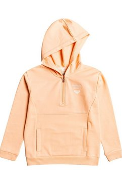 roxy hoodie »noise of the wind« roze