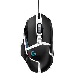 logitech games »g502 se hero« gaming-muis zwart
