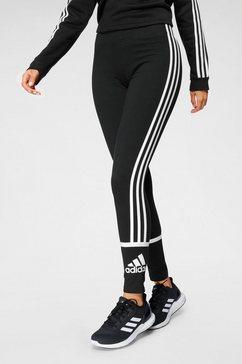 adidas performance legging »w cb leg« zwart