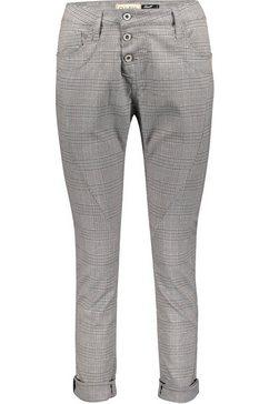 please jeans boyfriendbroek »p78a« grijs
