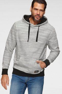 man's world hoodie grijs