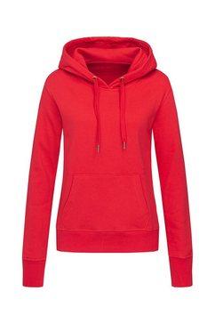 stedman hoodie rood