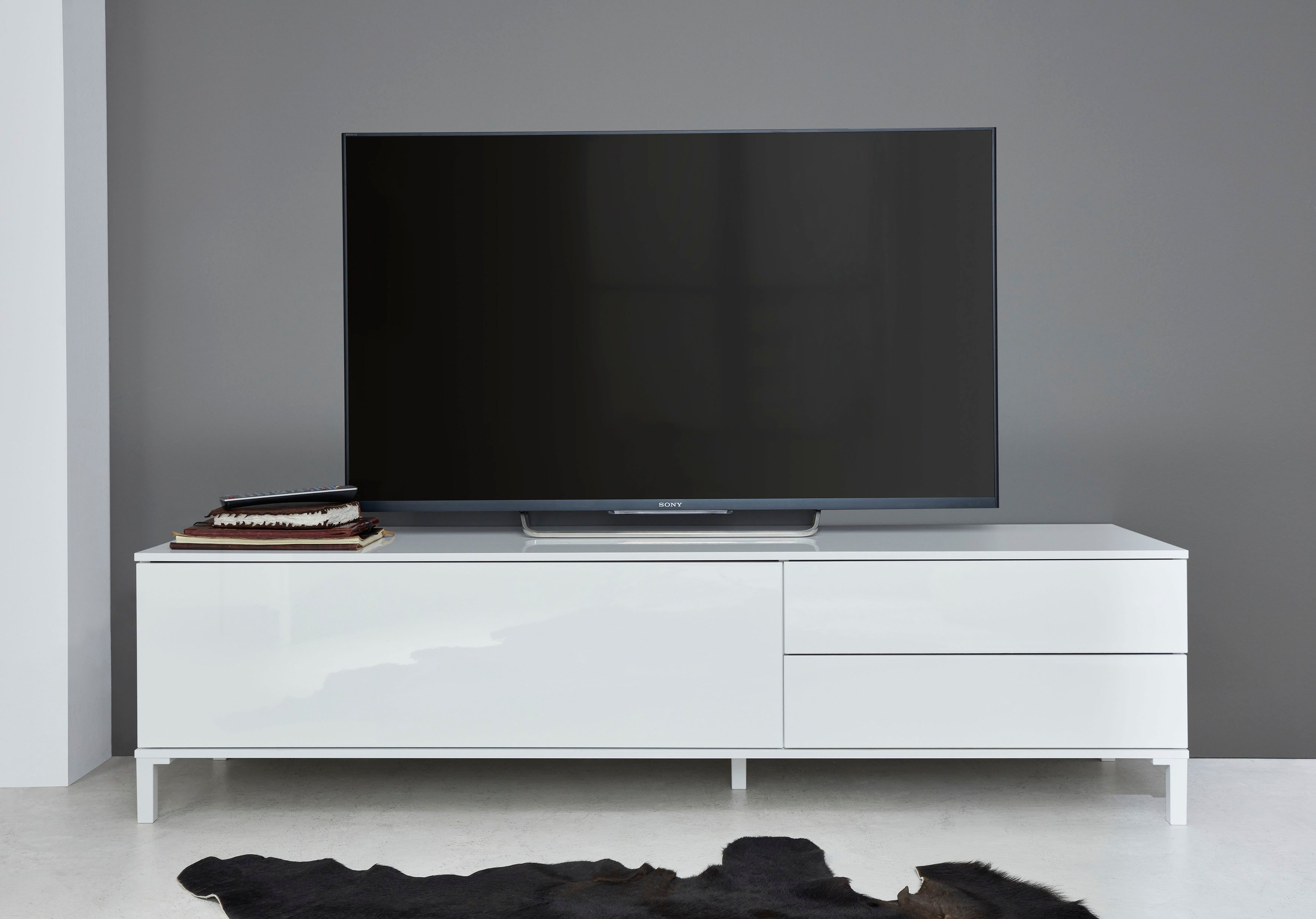 trendteam tv-meubel Sheldon Push-to-openfunctie - verschillende betaalmethodes
