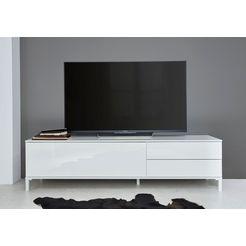 trendteam tv-meubel »sheldon« wit