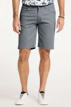 pioneer authentic jeans bermuda grijs