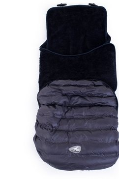 tfk voetenzak cuddle zwart