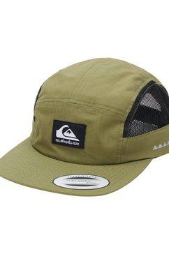 quiksilver flex cap »camp stacker« groen