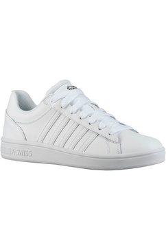 k-swiss sneakers »court winston w« wit