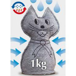 wenko luchtontvochtiger kat 3 maanden effectief grijs