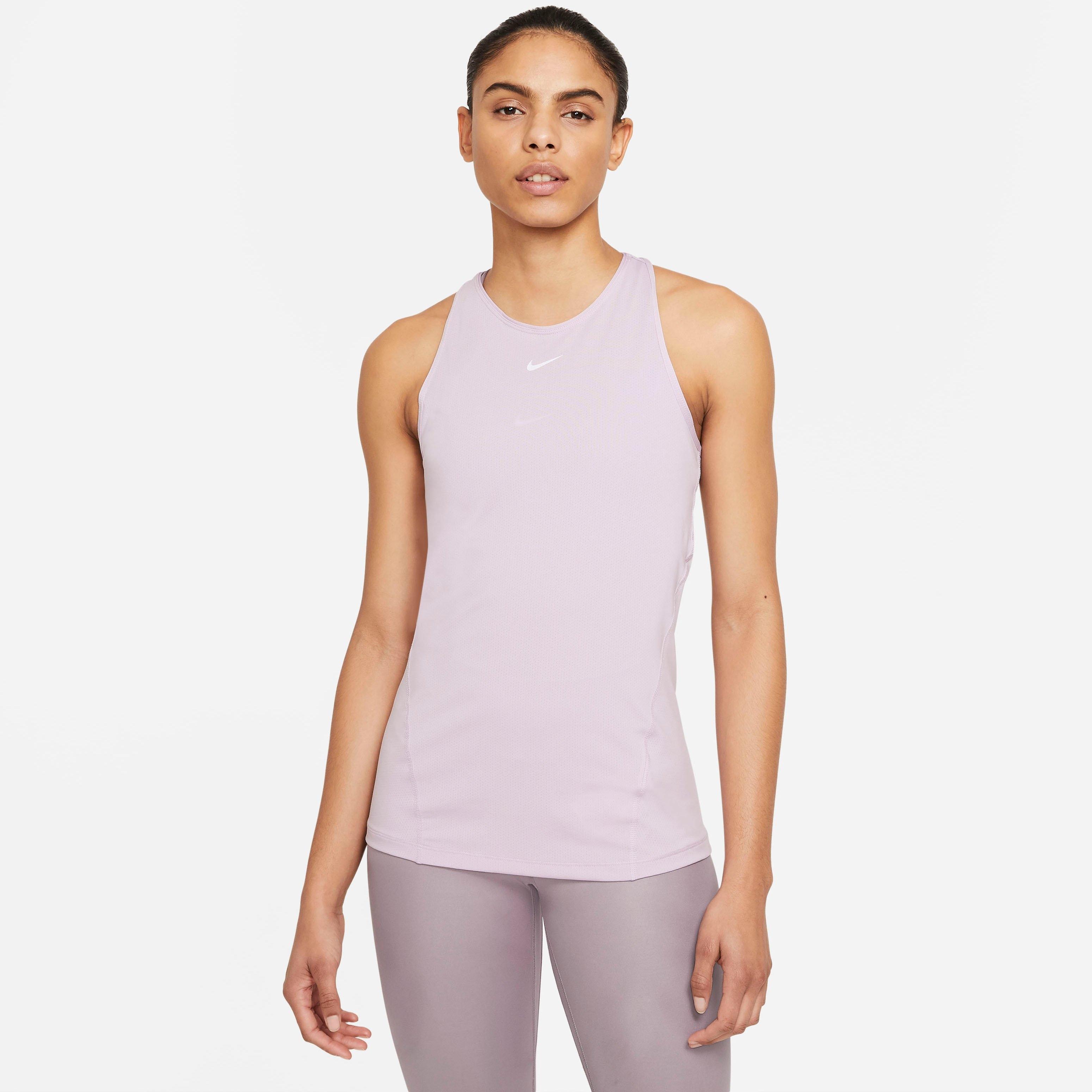 Nike functionele top WOMAN NP TANK ALL OVER MESH nu online bestellen