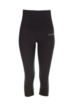 winshape legging »hwl202« zwart