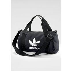 adidas originals sporttas »ac shoulder bag« zwart