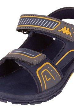 kappa sandalen blauw