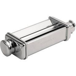 kenwood »kax980me« lasagneaccessoire zilver