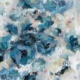 inosign olieverfschilderij »blue« blauw