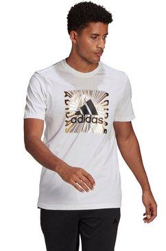 adidas performance t-shirt »extmo fl t« wit