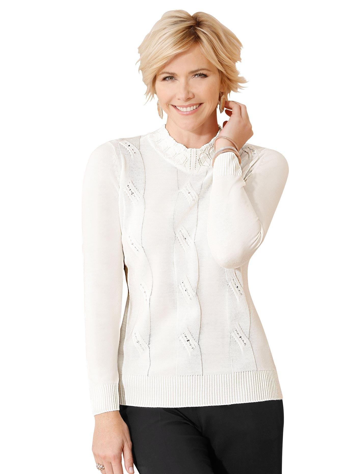 Op zoek naar een Classic trui met staande kraag Trui? Koop online bij OTTO