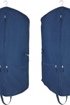 wenko kledinghoes business premium (set, 2 stuks) blauw