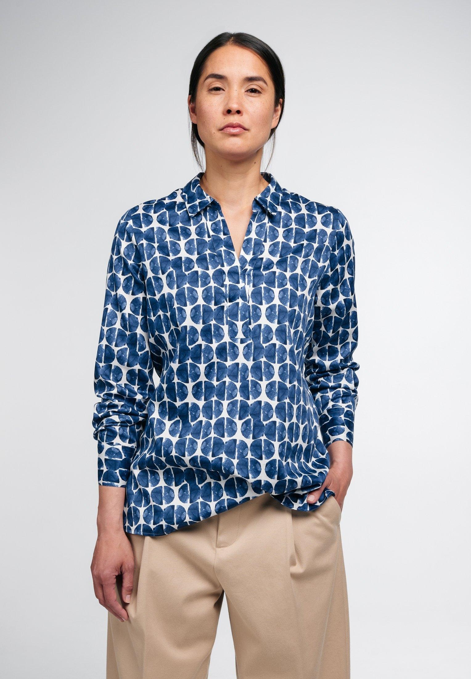 Eterna overhemdblouse MODERN CLASSIC Lange mouwen bij OTTO online kopen