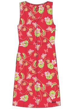 jack wolfskin zomerjurk »paradise dress« rood