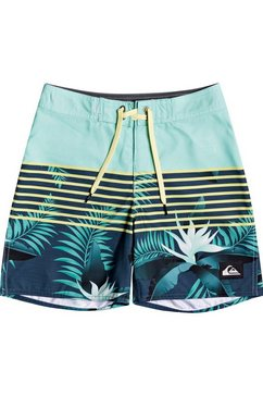 "quiksilver boardshort »everyday lightning 15""« blauw"