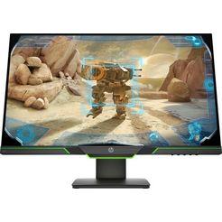 "hp gaming-monitor x27i, 68,5 cm - 27 "", wqhd zwart"