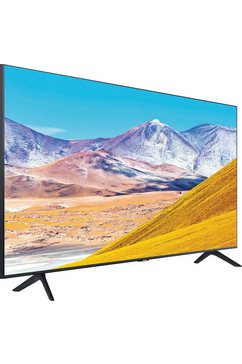 samsung »gu55tu8079« led-tv zwart