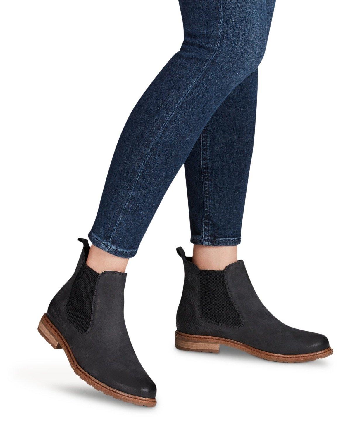 Tamaris Chelsea-boots Belin in klassieke vorm bij OTTO online kopen
