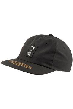 puma baseballcap puma x first mile cap zwart