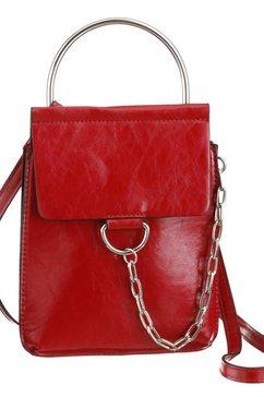 s.oliver tas rood