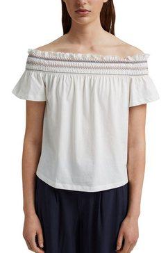 edc by esprit shirt met carmenhals