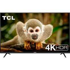 tcl 65db600 led-tv (164 cm - 65 inch), 4k ultra hd, smart-tv zwart
