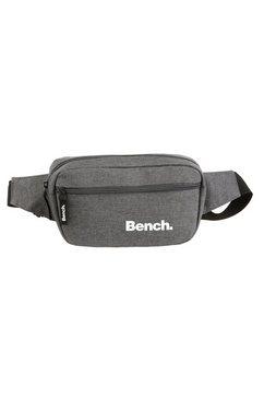 bench. heuptasje met praktisch ritsvoorvak grijs