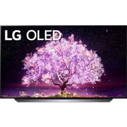 "lg oled-tv oled48c17lb, 121 cm - 48 "", 4k ultra hd, smart-tv zwart"