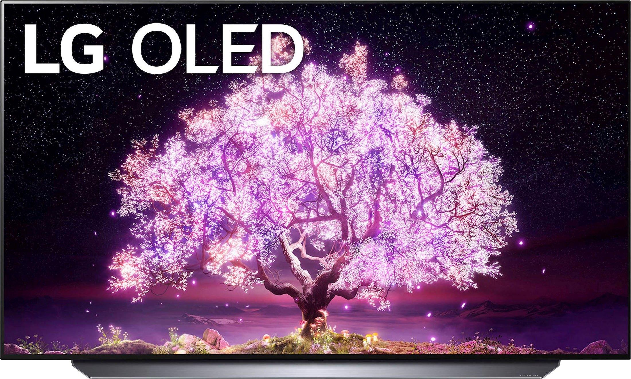 LG OLED-TV OLED48C17LB, 121 cm / 48