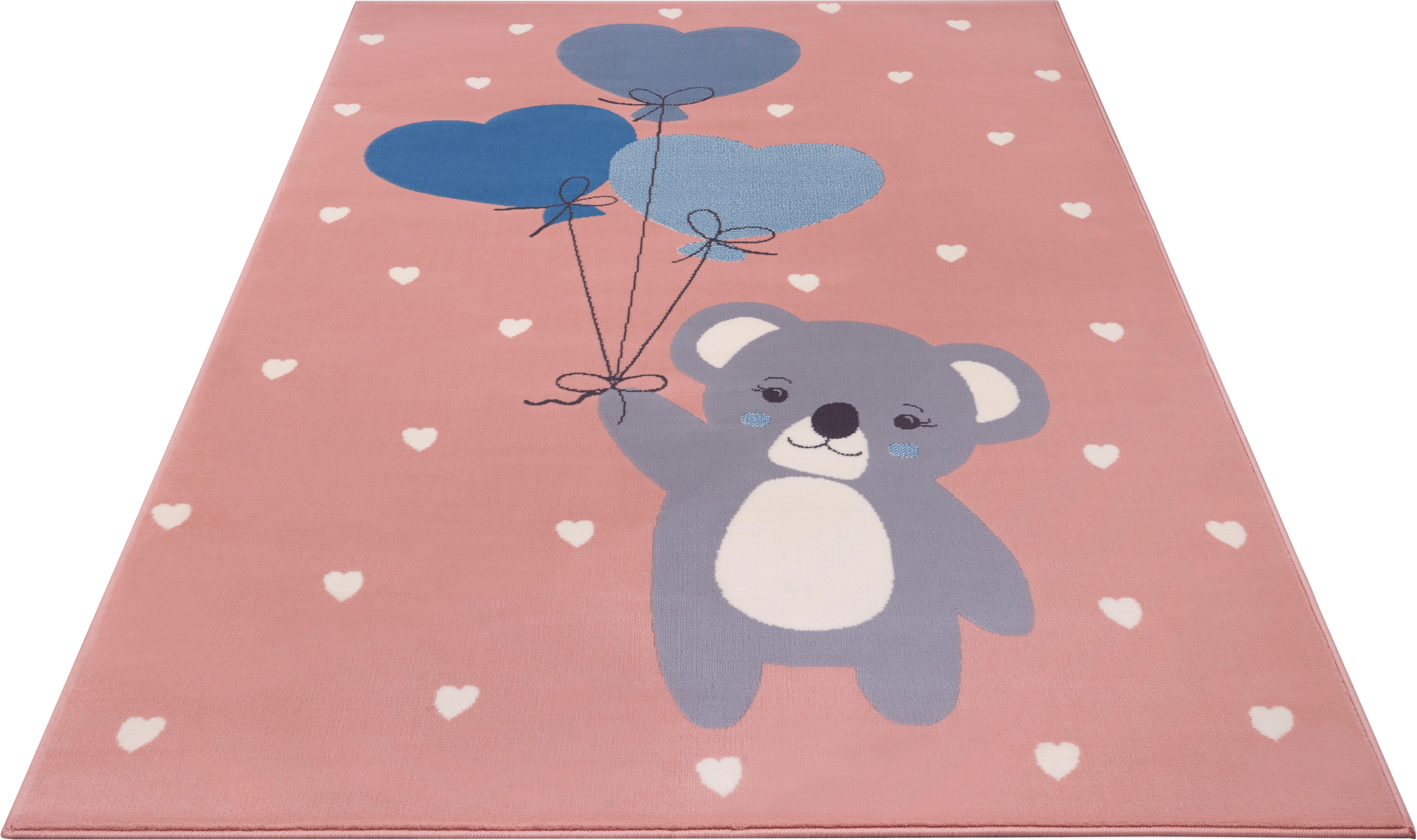 Op zoek naar een HANSE Home vloerkleed voor de kinderkamer »Koala Sweetheart«? Koop online bij OTTO