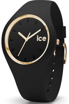 ice-watch kwartshorloge »ice glam, 000982« zwart