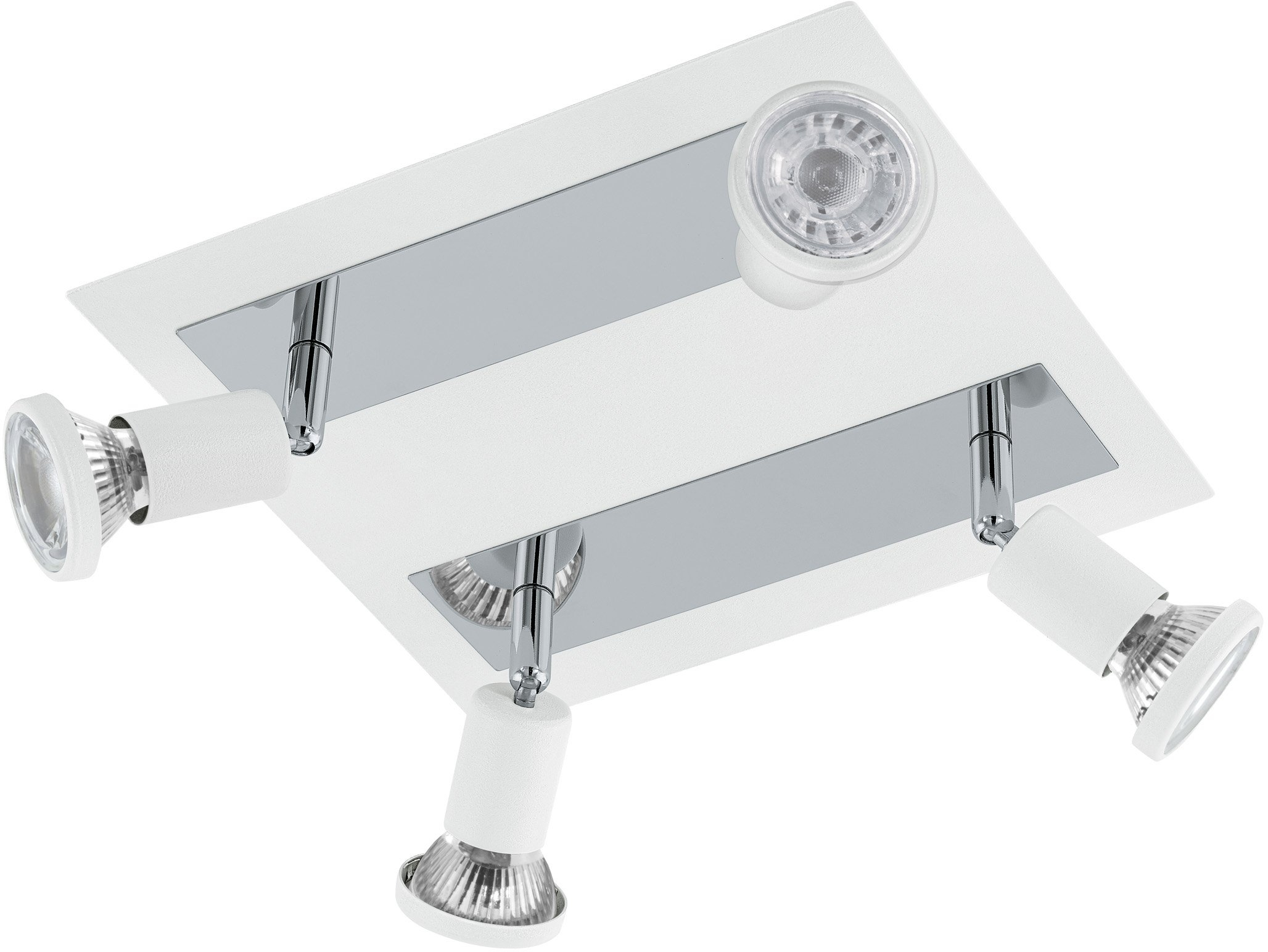 EGLO led-plafondspots SARRIA Led-plafondlamp veilig op otto.nl kopen