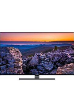 telefunken »d43v900m4cwh« led-tv zwart