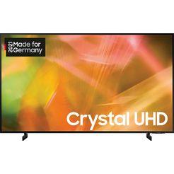 "samsung led-tv gu50au8079u, 127 cm - 50 "", 4k ultra hd, smart-tv zwart"