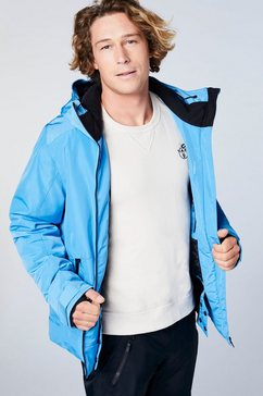 chiemsee ski-jack 10.000 mm waterkolom blauw