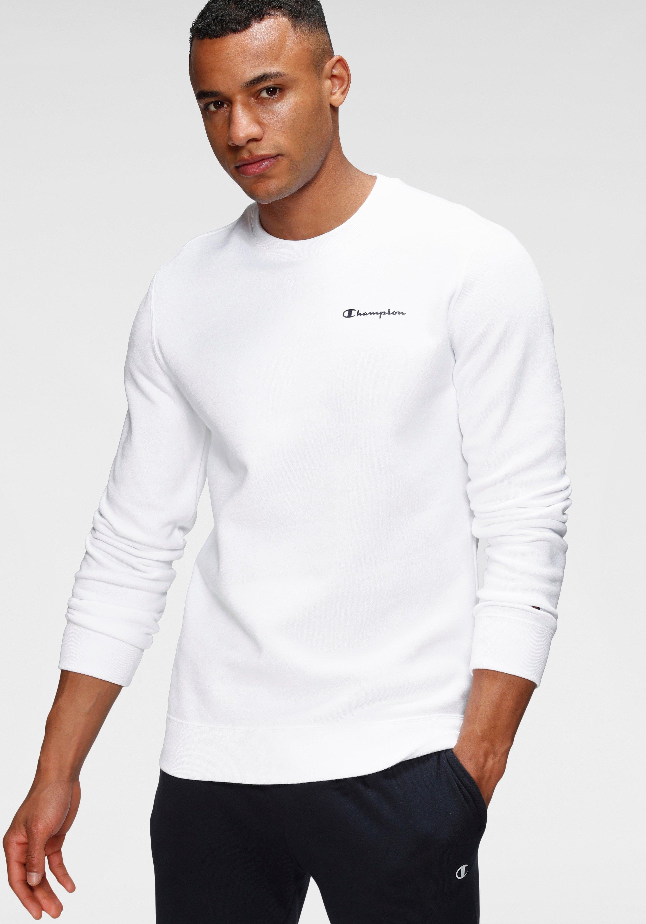 Champion sweatshirt »CREWNECK SWEATSHIRT« nu online kopen bij OTTO