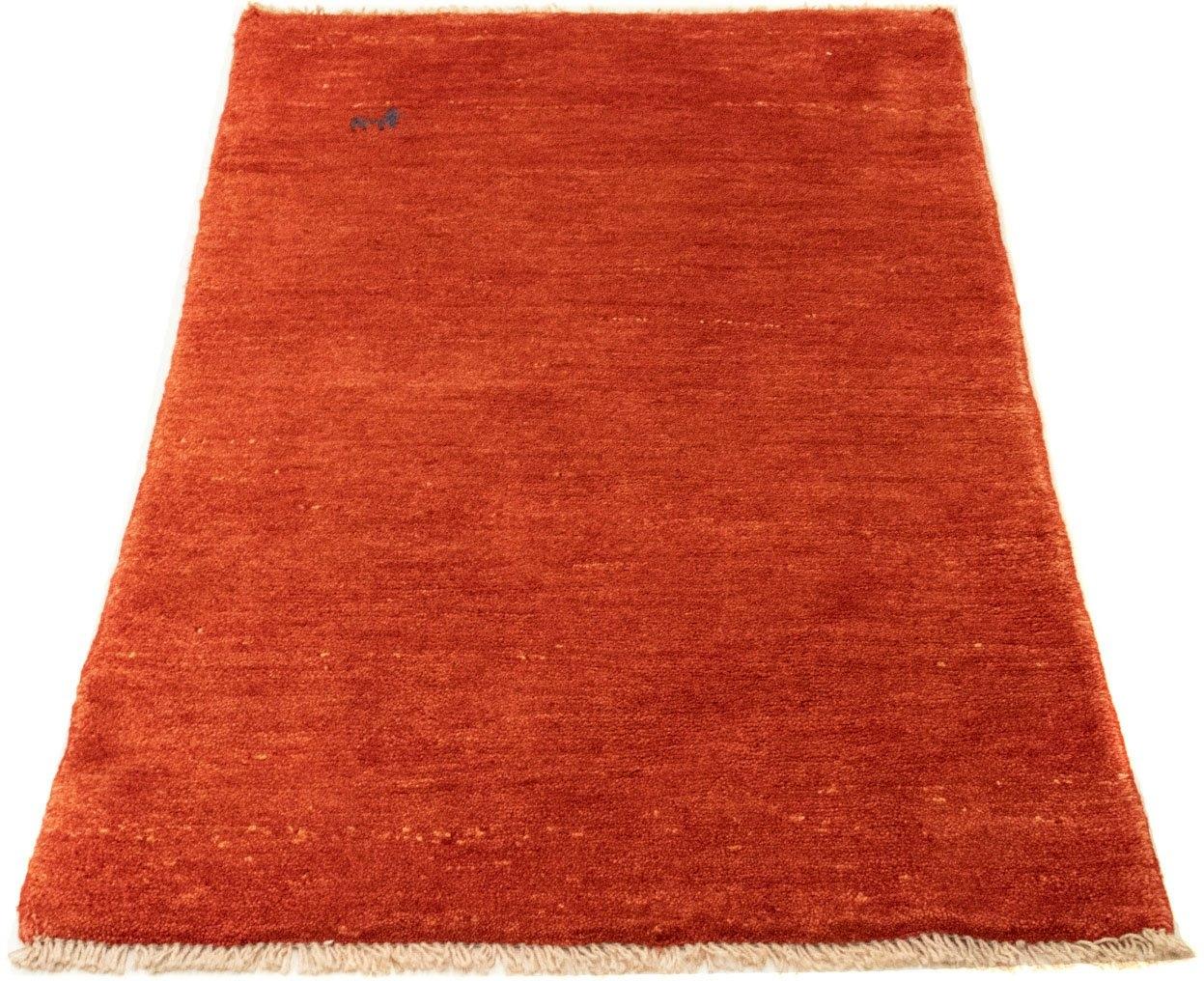 morgenland wollen kleed Gabbeh Teppich handgeknüpft rot handgeknoopt goedkoop op otto.nl kopen