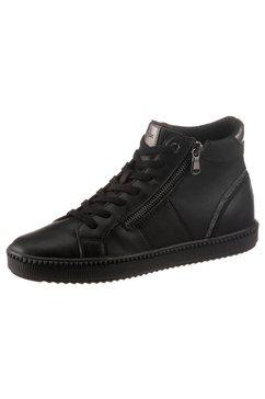 geox sneakers blomiee zwart
